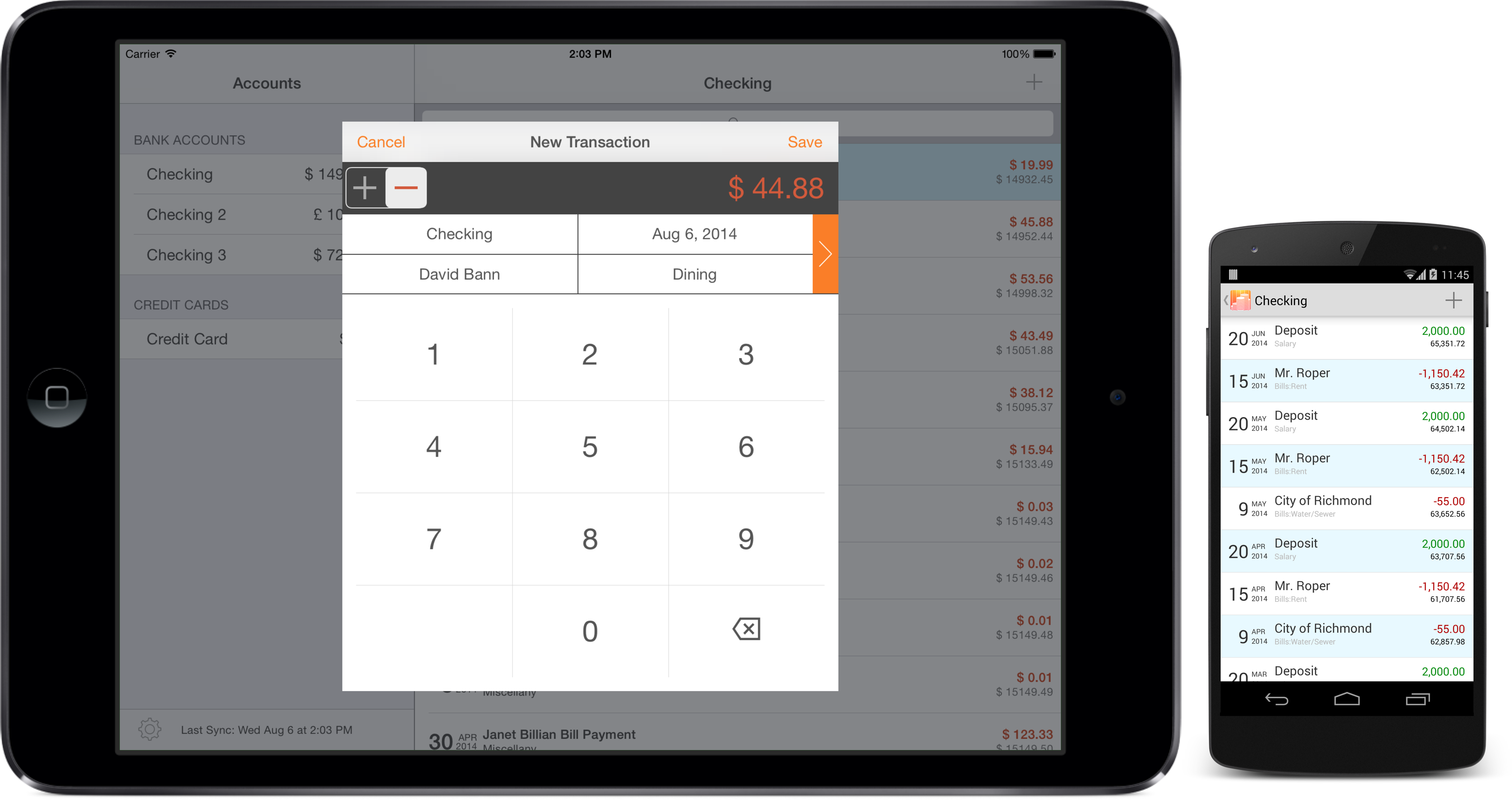 Moneydance - Personal Finance Manager for Mac, Windows, and