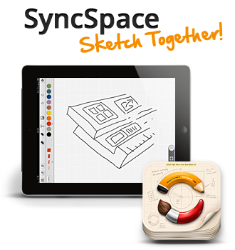 Syncspace - Sketch Together
